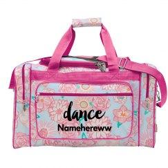 Trendy Dance Girl Namehereww