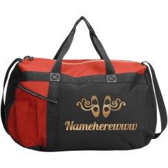 Ballet Nameherewww Gear Bag