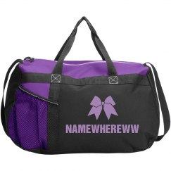 Cheer Squad Namewhereww Bag
