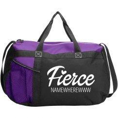 Fierce Cheerleader Namewherewww