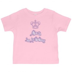 Diva in Training shirt