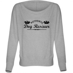 Authentic Dog Rescuer
