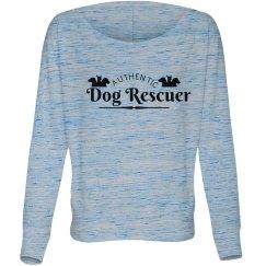 Authentic Dog Rescuer