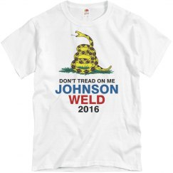 Don't Tread On Me Johnson Weld
