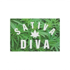 Sativa Diva Home Decor