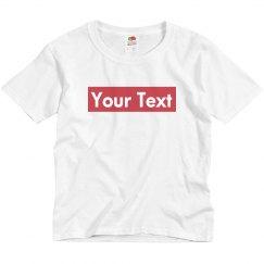 Youth Parody Supreme T-Shirt