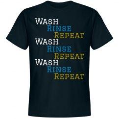Wash, Rinse, Repeat