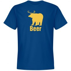 Deer Bear Beer...What?