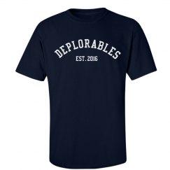 Est. Basket of Deplorables Trump