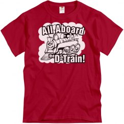 D Train Coming In