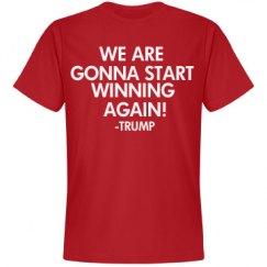 Trump-On Winning