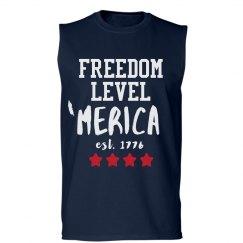 Freedom Level 'Merica