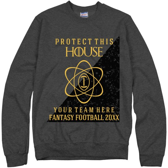 def7f833 Protect this House FF Unisex Ultimate Cotton Crewneck Sweatshirt