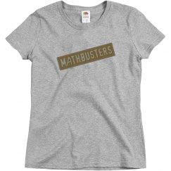 MathBusters ladies