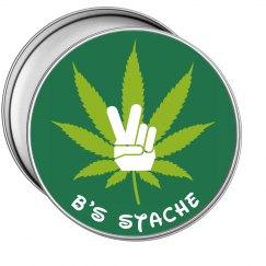 Peace Smoke Stache
