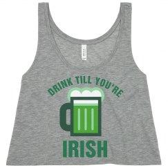 Green Beer Irish Girls