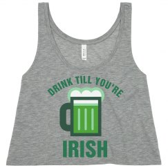 Green Beer Irish Girls