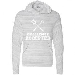 Unisex Fleece Pullover Midweight Hoodie