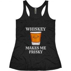 Frisky Whiskey Girl