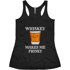 Frisky Whiskey Girl