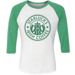 Casual Starlucks Irish Coffee