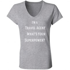 Travel Agent, Superpower,