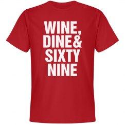 Wine Dine Sixty Nine