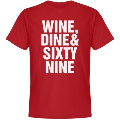 Wine Dine Sixty Nine