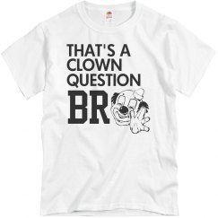 Clown Question