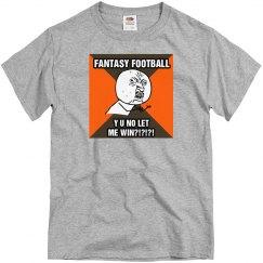 Y U NO Fantasy Football