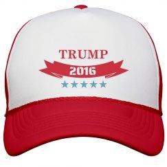 Trump for President Trucker Hat