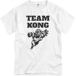 Team Kong Custom Shirt
