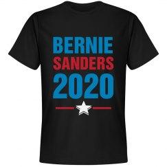Vote Bernie Sanders