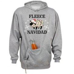 Snowy Fleece Navidad