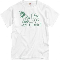 Pog Mo Thoin! St Patricks Day