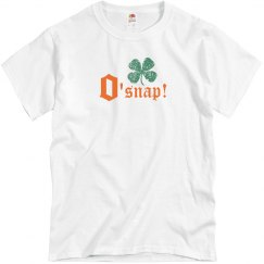 O'snap! St Patricks Day