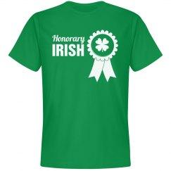 Honorary Irish St Patricks Day