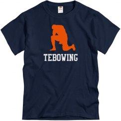 Tebowing Tee