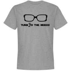 Turn InTo The Nerds