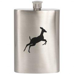 Deer Flask