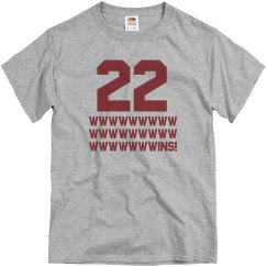 22 Wins in Cleveland