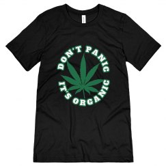Don't Panic/It's Organic
