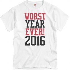 Worst Year Ever 2016