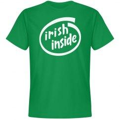 Irish Inside for St Patricks Day