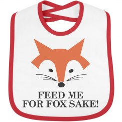 Feed Me For Fox Sake!