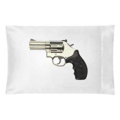 Gun Pillowcase
