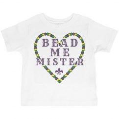 This Kid Wants Mardi Gras Beads