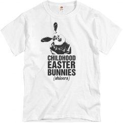 Childhood Easter Bunnies
