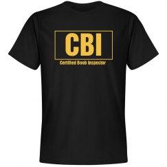 CBI (Certified Boob Inspector)