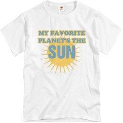 My Favorite Planet
